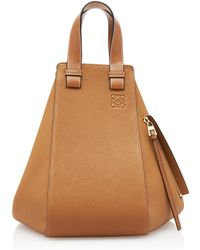 Loewe - Hammock Medium Leather Shoulder Bag - Lyst