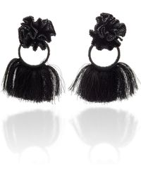 Johanna Ortiz - Black Anis Earrings - Lyst