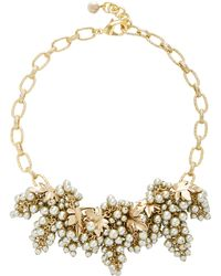 Lulu Frost - Matira Statement Gold-plated Brass Necklace - Lyst