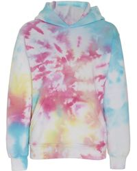 DANNIJO - Hailey Hand Dyed Cotton Hoodie - Lyst