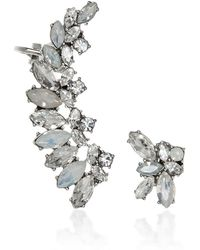 Marchesa - Casa Blanca Mismatched Pair Earrings - Lyst