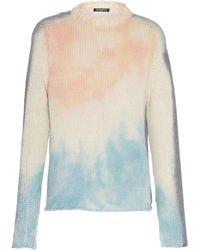 Balmain - Tie-dye Sweater - Lyst