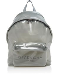 Givenchy Transparent Logo Backpack