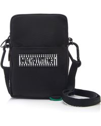 Off-White c/o Virgil Abloh - Logo Patch Shell Belt Bag - Lyst