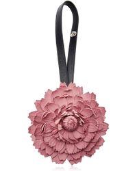 Loewe | Rose Flower Leather Charm | Lyst