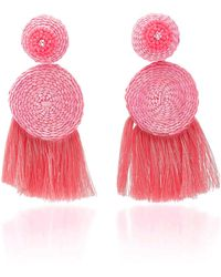 Johanna Ortiz - M'o Exclusive Nairobi Fringe Earrings - Lyst