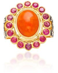 Holly Dyment - One-of-a-kind Empress Ring - Lyst