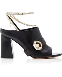 ADEAM - Jewelled Mule - Lyst