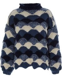 Tuinch - Exclusive Oversized Cashmere Jumper - Lyst