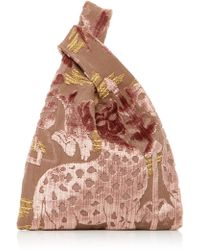 Hayward - Venetian Brocade Mini Shopper - Lyst