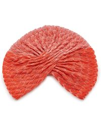 Missoni - Crochet-knit Headwrap - Lyst