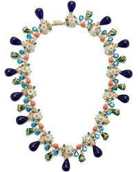 Anabela Chan - Palm Paradise Tanzanite Necklace - Lyst