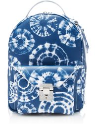 Mark Cross - Tie Dye Baby Backpack - Lyst