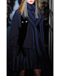 Alexis Mabille - Navy Cat Sweatshirt - Lyst