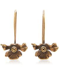 Tomas Maier - Floral Drop Earrings - Lyst