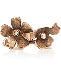 Tomas Maier - Floral Ring - Lyst