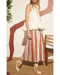 WHIT - Sun Serepe Stripe Pants - Lyst