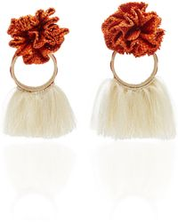 Johanna Ortiz - Falmingo Anis Earrings - Lyst