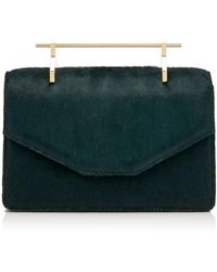 M2malletier MO Exclusive Indre Suede Shoulder Bag rmchlI