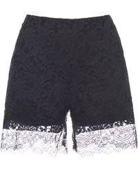 Francesco Scognamiglio | Lace Shorts | Lyst