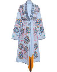 Yuliya Magdych - Favorite Wife Cotton Robe - Lyst