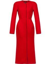 Ulyana Sergeenko Demi Couture - Classic Tailored Coat - Lyst