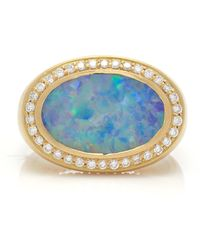 Jamie Wolf - One-of-a-kind Boulder Opal Ring - Lyst