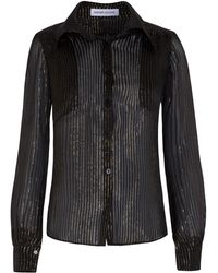 Adriana Iglesias - Marianne Button Up Shirt - Lyst