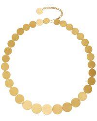 Marie-hélène De Taillac - Gold Dots Necklace - Lyst