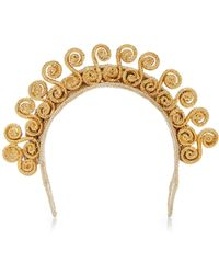 Magnetic Midnight - M'o Exclusive Caracolitos Headband - Lyst