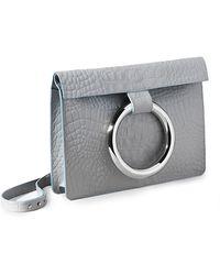 Persephoni - Round Handle Shoulder Bag - Lyst