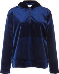 Roseanna - Enzo Oscar Zip Up Sweatshirt - Lyst