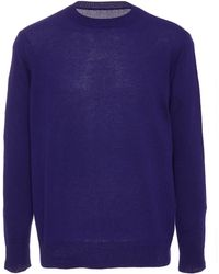 The Elder Statesman - Exclusive Tranquility Cashmere Crew - Lyst