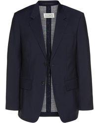 Maison Margiela - Single-breasted Wool-blend Suit - Lyst