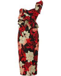 MESTIZA NEW YORK - Katalina Floral Dress - Lyst