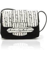 Michino Paris - Phedra Snake Crossbody Bag - Lyst