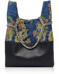 Hayward - Exclusive Shopper With Chain - Lyst