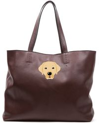 Del Toro - Yellow Lab Tote Bag - Lyst