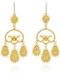 Hanut Singh - Girandole Earrings - Lyst