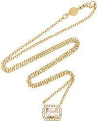 Jamie Wolf - Pink Tourmaline Pendant Necklace - Lyst