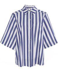 WHIT - Beau Organic Cotton Shirt - Lyst