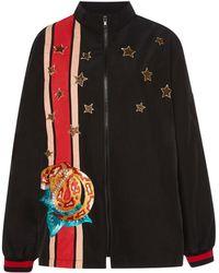 Anna Sui - Tropical Twilight Star Jacket - Lyst