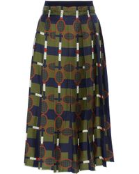 La Prestic Ouiston - Gina Midi Skirt - Lyst