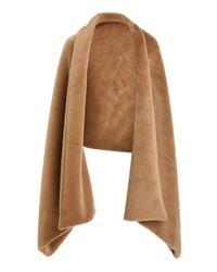 Marina Moscone - Blanket Wrap Shawl - Lyst