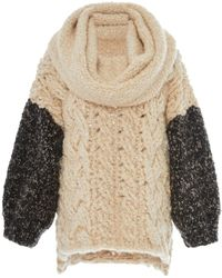 Tuinch - Exclusive Cable-knit Cashmere Sweater - Lyst