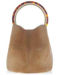 Marni - Small Top Handle Bag - Lyst