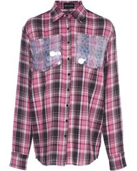 Rahul Mishra - Vita Sequin Pocket Shirt - Lyst