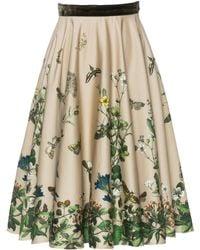 Lena Hoschek - Garden Society Skirt - Lyst