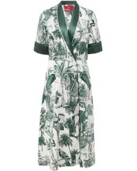 For Restless Sleepers - Panacea Wrap Dress - Lyst