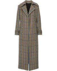 Emilia Wickstead - Elvira Coat - Lyst
